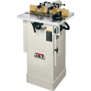 "708320 Jet JWS-22CS Shaper, 1-1/2HP 1PH 115/230V, 1/2 "" & 3/4″ Spindle"
