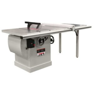 708546PK Jet JTAS-12-DX, 12″ Xacta Saw, 5HP 1PH 230V, 50″ Rip