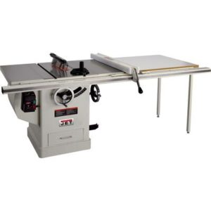 708675PK Jet Xacta Saw Deluxe 3HP 1PH 230V, 50″ Rip