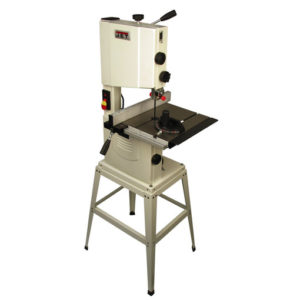 714000, JET JWB-10, 10″ Open Stand Bandsaw
