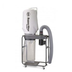 SUPMX-820680, SUPERMAX DUST COLLECTOR, 1 HP