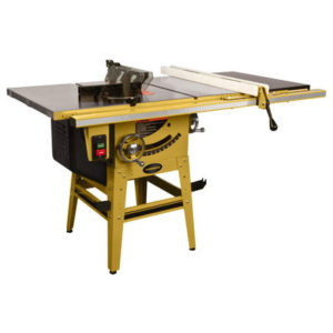 1791229K Powermatic 64B Table Saw, 1.75HP 1PH 115/230V,  30″ Fence with Riving Knife