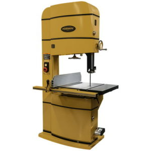 1791260B Powermatic PM24150B-3, 24″ Bandsaw, 5HP 3PH 230/460V