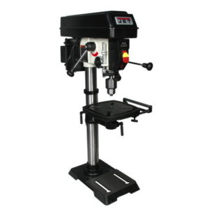 716000 Jet JWDP-12, 12″ Drill Press with DRO 1/2HP, 115V