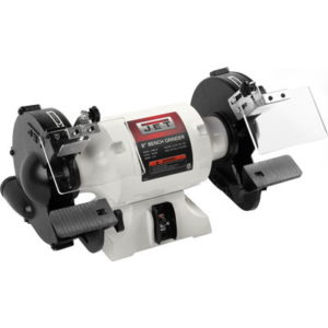 726101 Jet JWBG-8NW 8″WW Bench Grinder without Wheels, 1/2HP 115V